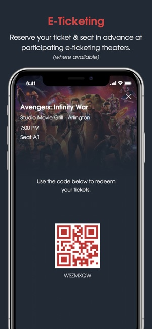 f89fca92066 MoviePass on the App Store