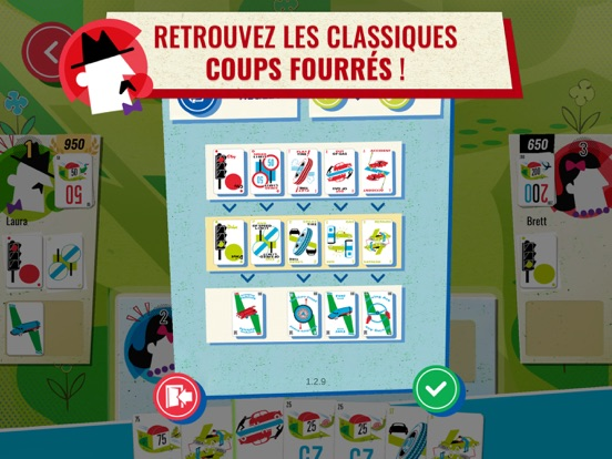 Screenshot #6 pour Mille Bornes
