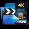 AnyMP4 AVCHD 変換