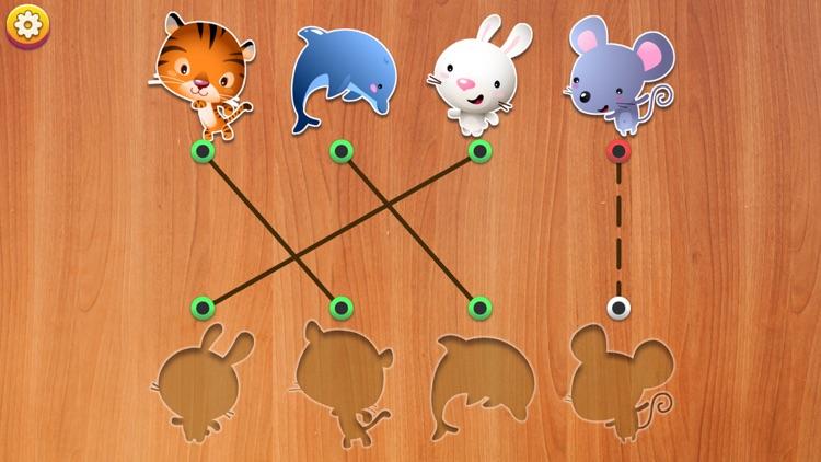 Cute Link Animal Block Puzzle screenshot-9