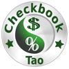 Checkbook Tao Register - Jyxes Cover Art