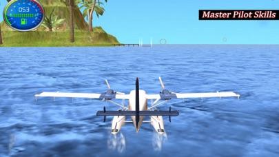 Flying Sea Stunts 3D screenshot one