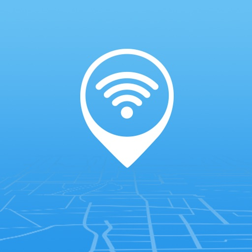 Wifi Password: Share free wifi passwords chua key iOS App