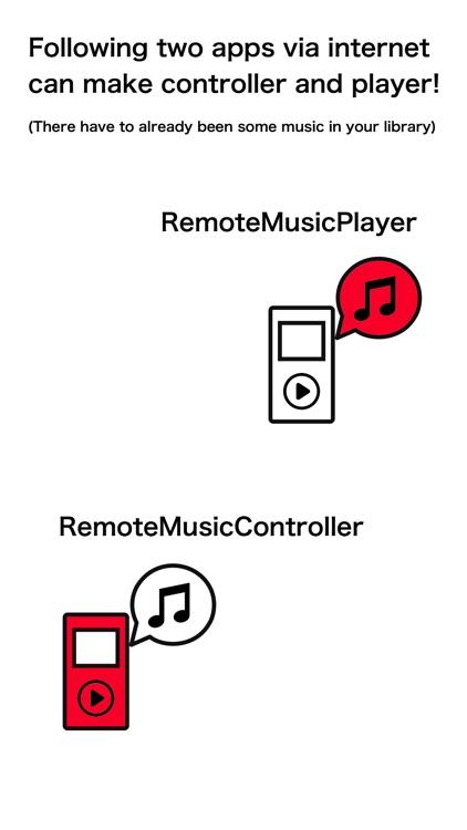 Remote Music Player - Internet screenshot-4