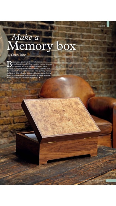 Woodworking Crafts Magazine App Bewertung Reference Apps Rankings