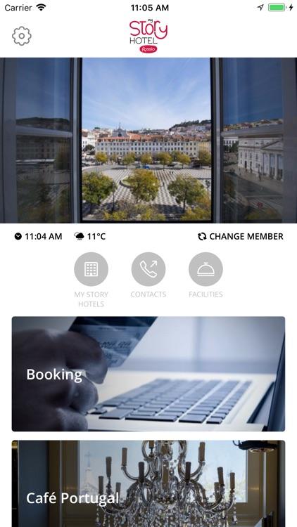 My Story Hotels screenshot-3