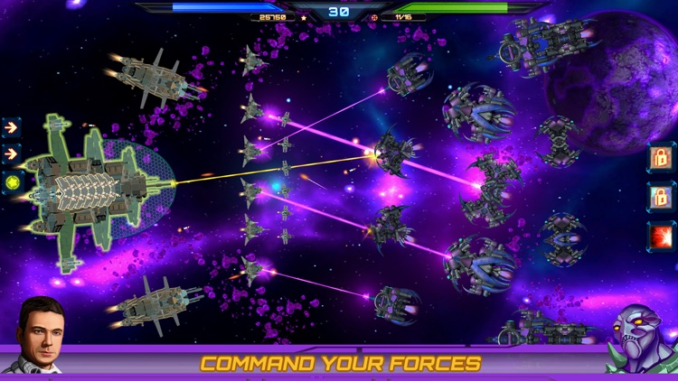 Armada Commander: Space Battle screenshot-0