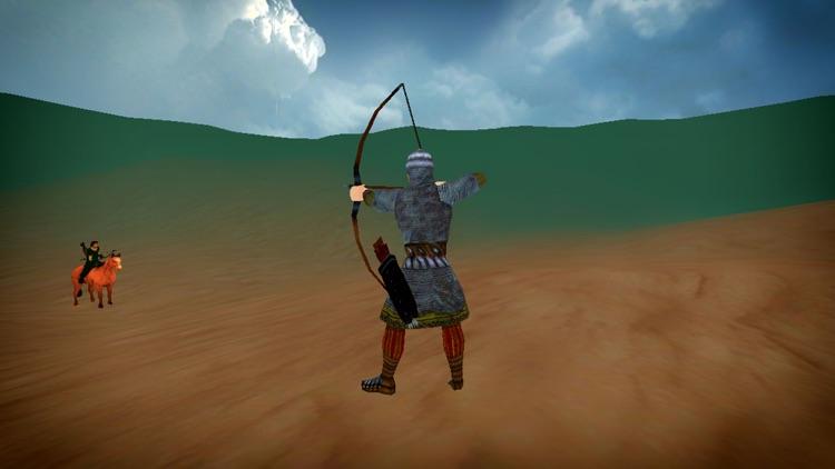 Horse Riding Archer Fight screenshot-3