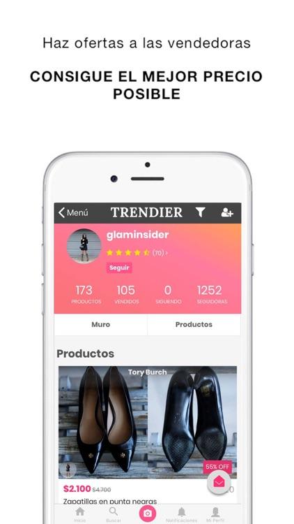 869ed740 GoTrendier Buy n' sell fashion by Trendier Mexico S.L.