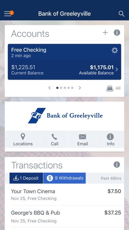 Bank of Greeleyville