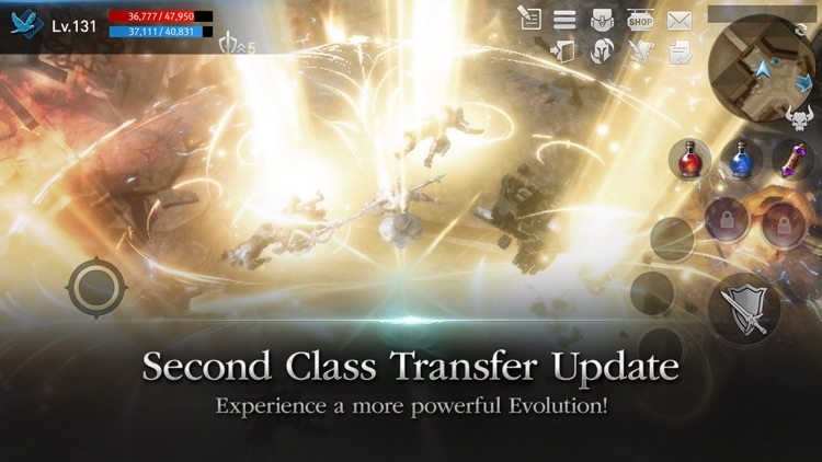 Lineage2 Revolution screenshot-1