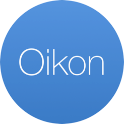 ‎Oikon - Simple Expense Tracking