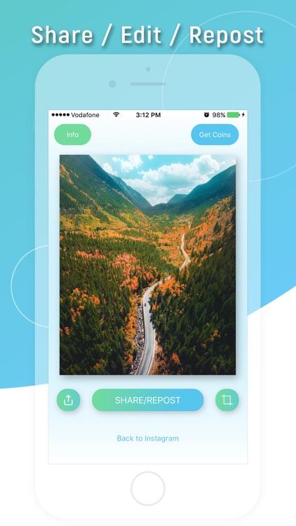 InstantCatch for Instagram
