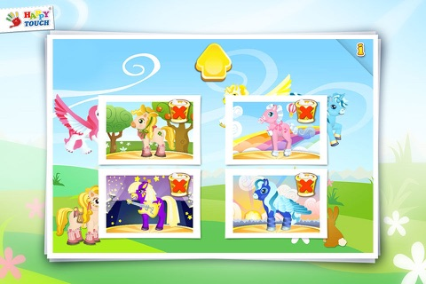 A Cute Pony Factory (by Happy Touch Kids Games®) - náhled