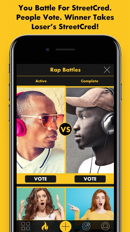EmSee: Rap Battle Your Friends