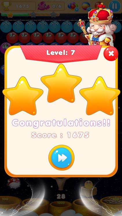 Bubble Shooter Emoji screenshot-4