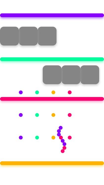 Snake Ballz & Colors screenshot-3
