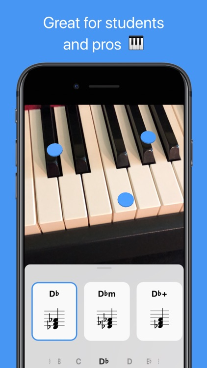 Tonic - AR Chord Dictionary screenshot-3