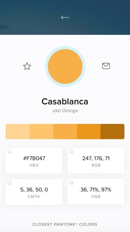 Cone - Live Color Picker screenshot-3