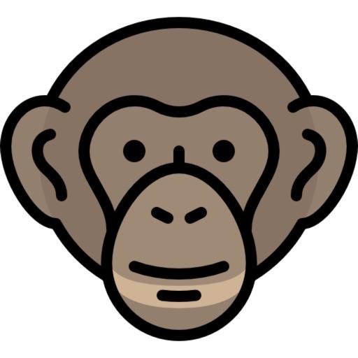Chimp Sound Board - Monkey by APH International