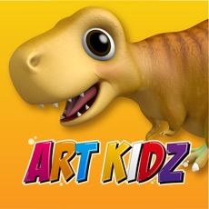 Activities of ArtKidz: Dino Gang