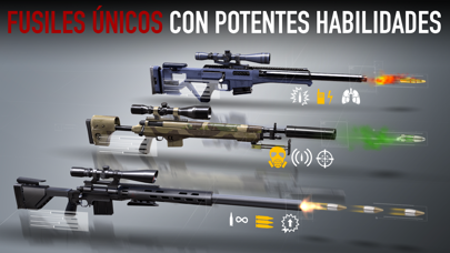 Screenshot for Hitman Sniper in Chile App Store