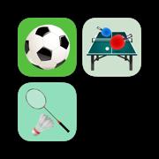 运动达人养成攻略-足球,乒乓球,羽毛球三球合一轻松学