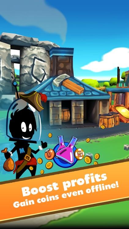 Micropolis! - Idle City Game