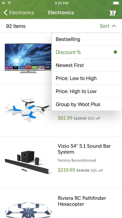 Woot Deals screenshot-3