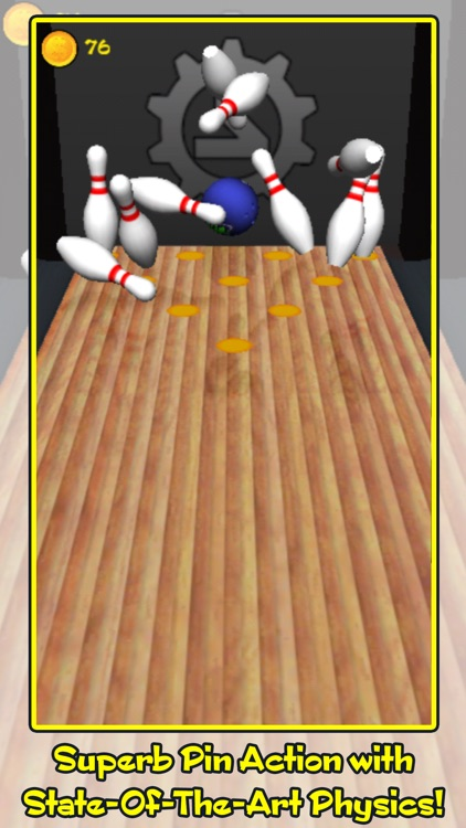 Action Bowling - The Sequel screenshot-1