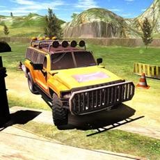 Activities of Offroad Dangerous SUV