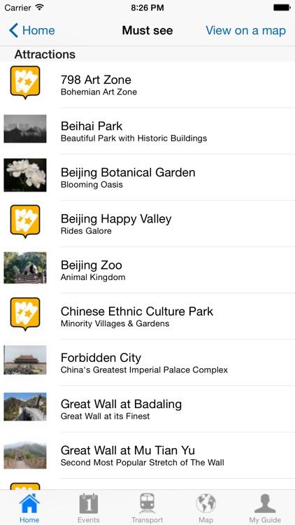 Beijing Travel Guide Offline screenshot-3