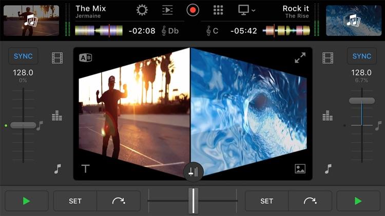djay Pro for iPhone screenshot-3