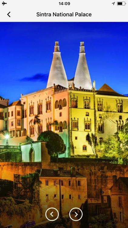 Sintra Travel Guide Offline screenshot-3