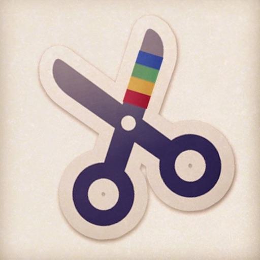 Clip -  Auto Photo Cropper for Instagram iOS App