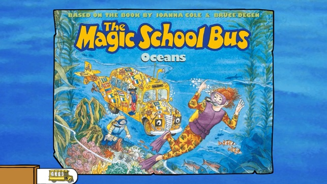 the magic school bus oceans on the app store
