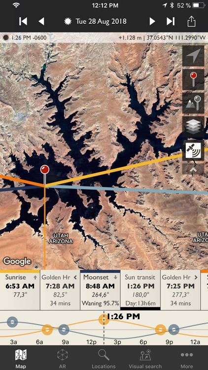 The Photographer's Ephemeris screenshot-0