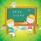 子供のためと未就学児のための数学パズル 数学を学ぶ icon