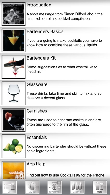 Diffords Cocktails #9 screenshot-3