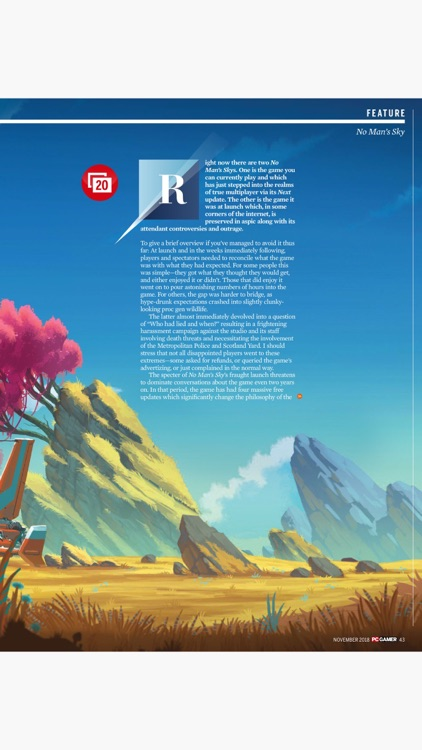 PC Gamer (US): the world's No.1 PC gaming magazine screenshot-5
