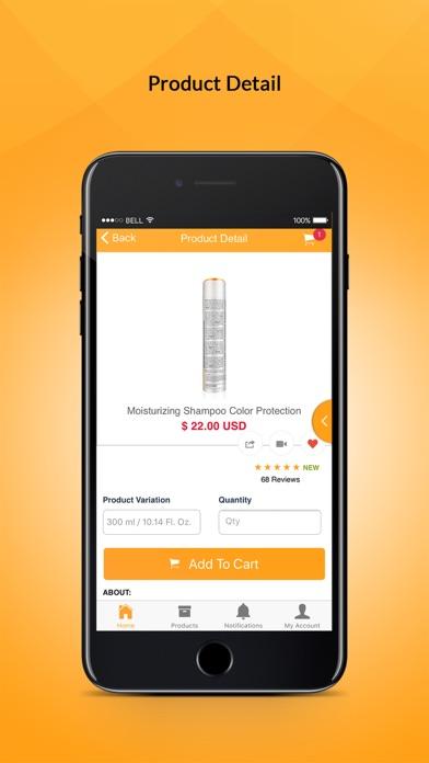 GKhair Shopping screenshot three