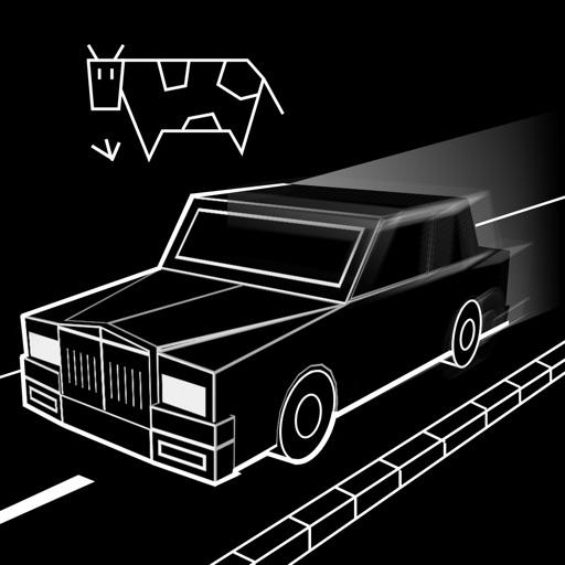 Racing Pixel Car