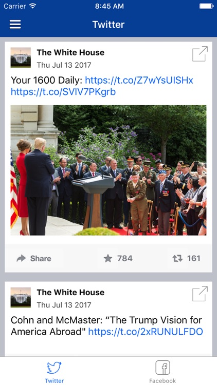 POTUSnews screenshot-4