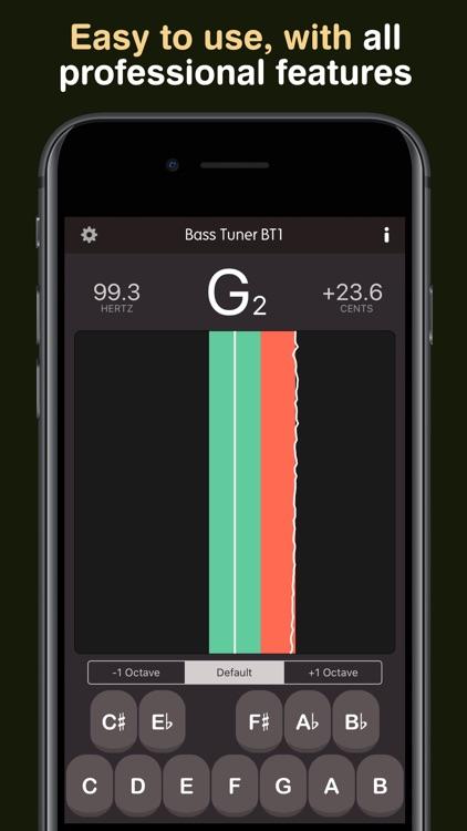 Bass Tuner BT1 Pro screenshot-6