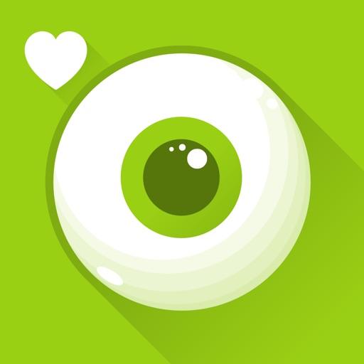 Eye Fitness Workout Training