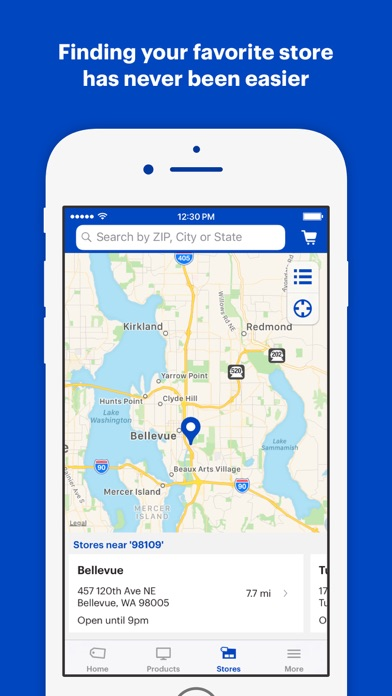 Screenshot for Best Buy in United States App Store
