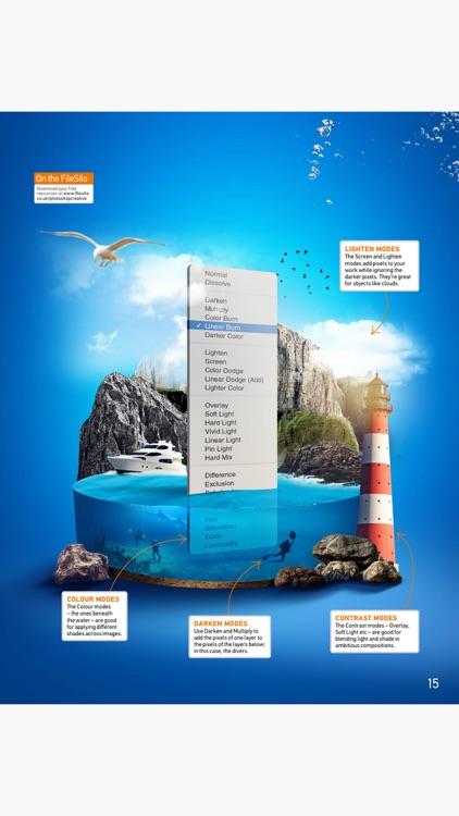 Photoshop Creative Magazine screenshot-4