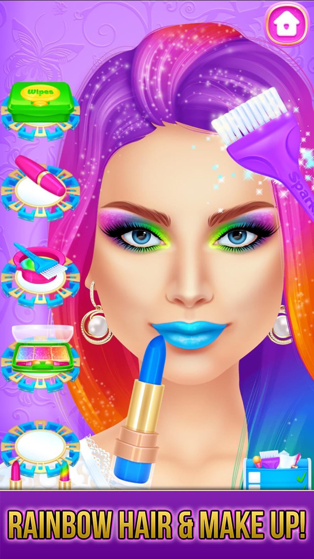 Make Up & Hair Salon Makeover hack tool