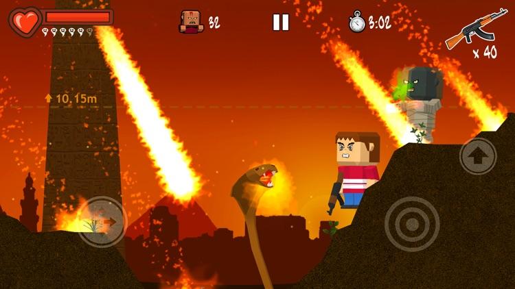 Zombie Hills screenshot-4