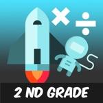 Space Math - 2nd Grade